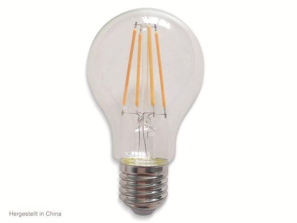 LED-Lampe SWISSTONE SH 335, WLAN, E27, 7 W, EEK: A+, 800 lm, weiß, dimmbar