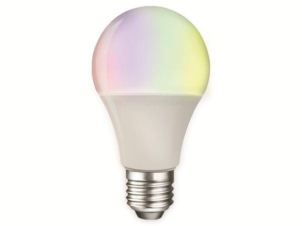 LED-Lampe SWISSTONE SH 340, WLAN, E27, 9 W, EEK: A+, 806 lm, RGB, dimmbar - Produktbild 2