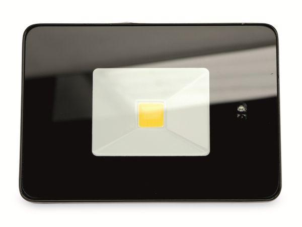 LED-Fluter, WKNF8219, 20W, 1700lm, Fernbedienung, 3000K, schwarz - Produktbild 2