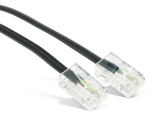ISDN-Verbindungskabel, 6 m