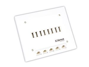 ISDN/TAE Multianschlussdose GRENZ MultiConnect