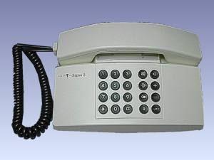 Komforttelefon Signo 2 weiß