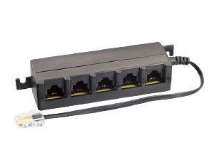 ISDN-Verteiler, 5-fach