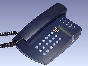 "Komforttelefon Uher ""Phil"""