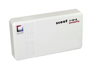 ISDN-Anlage telco scout 1/0/8 avantix