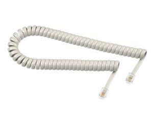 Telefonhörer-Spiralkabel