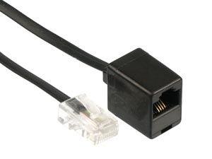 ISDN-Verlängerung, 8P4C, 10 m