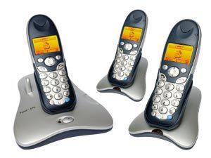 Schnurloses DECT-Telefon 476 Trio