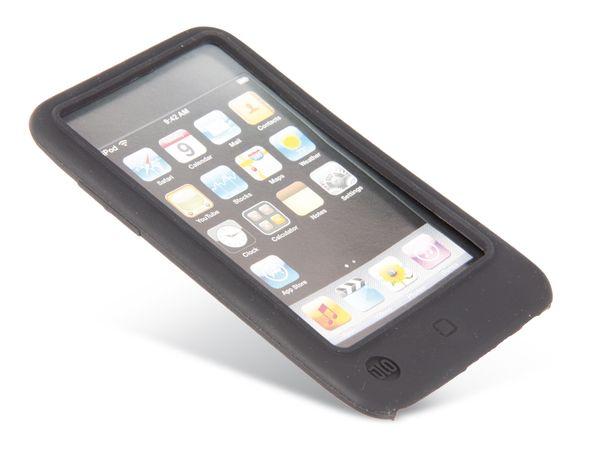 iPod 2G-Silikontasche und Display-Schutzfolie - Produktbild 1