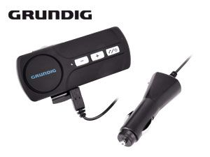 Bluetooth Freisprecheinrichtung GRUNDIG - Produktbild 1