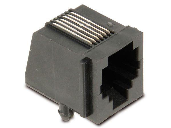 Modular-Einbaubuchse ECON MEB6/6P, 6P6C