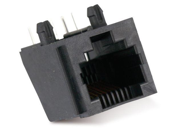 Modular-Einbaubuchse ECON MEB8/8P, 8P8C - Produktbild 2