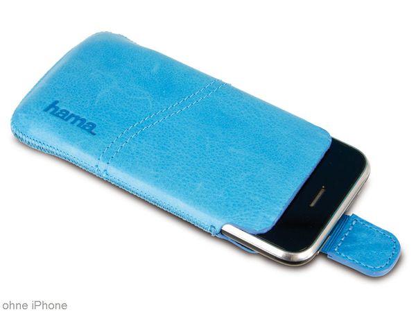 Handy-Tasche HAMA SLEEVE, blau - Produktbild 1