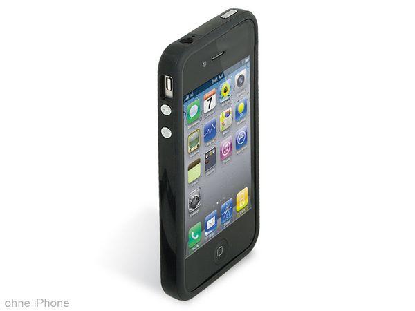 Handy-Schutzrahmen für iPhone 4/4S, TPU - Produktbild 1