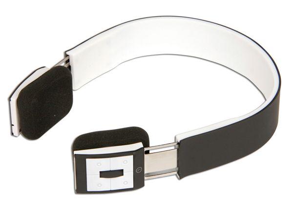 Bluetooth Headset LOGILINK BT0018, schwarz - Produktbild 1