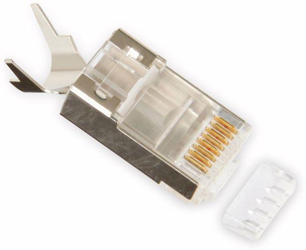 rj45 stecker f r cat 7 kabel online kaufen. Black Bedroom Furniture Sets. Home Design Ideas