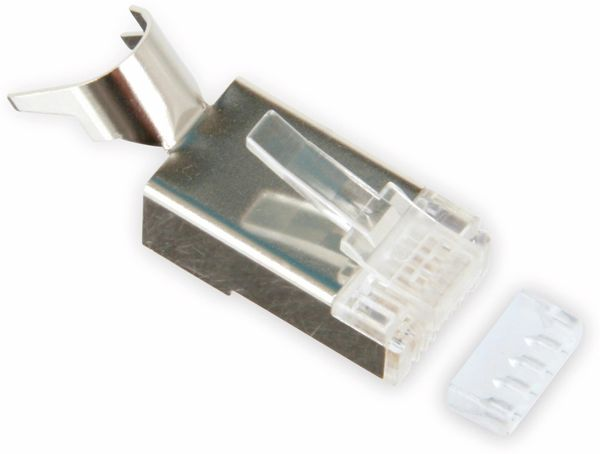 RJ45-Stecker für CAT.7-Kabel - Produktbild 2