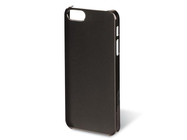 Handy-Cover für iPhone 5 HAMA SLIM, schwarz