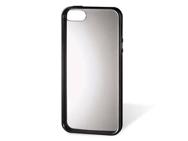 Handy-Cover für iPhone 5 HAMA FRAME, schwarz