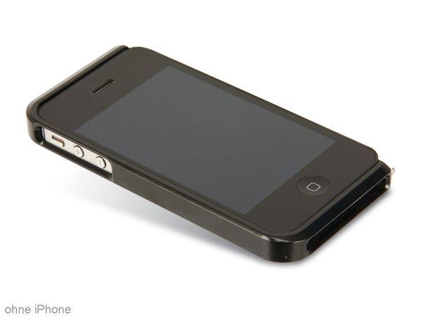 Handy-Cover für iPhone 4/4S HAMA EDGE PROTECTOR ALU 108561 - Produktbild 1