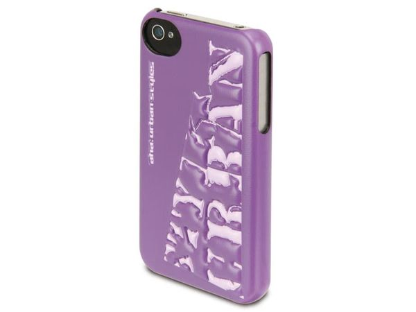 Handy-Cover für iPhone 4/4S, AHA CROOM 3D 103459 - Produktbild 2