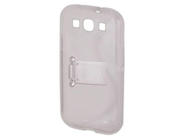 Handy-Cover für SAMSUNG GALAXY S III, HAMA TPU Combi Case - Produktbild 1