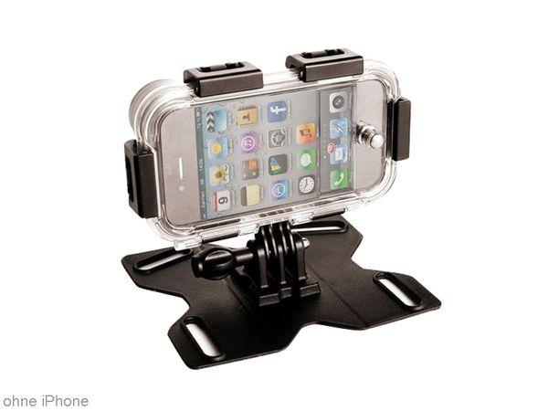 Handy-Sportkamera MAPTAQ Qmountz4, für iPhone 4/4S - Produktbild 1
