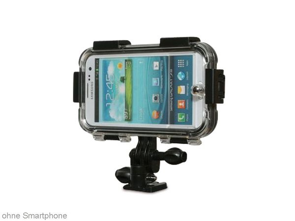 Handy-Sportkamera MAPTAQ QmountzS, für Samsung Galaxy SIII - Produktbild 1
