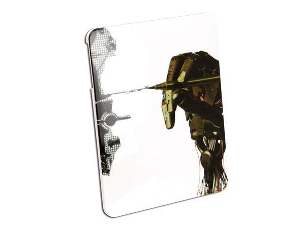 Tablet-Schutzcover HAMA 106364 ARTISTIC ROBOT, weiß