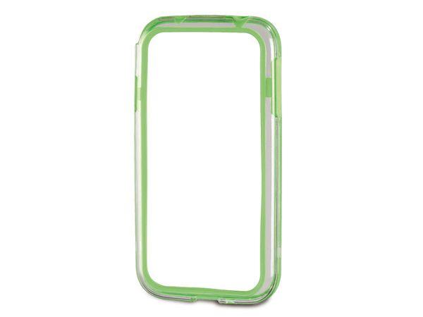 Handy-Cover für SAMSUNG GALAXY S 4 HAMA EDGE PROTECTOR, grün
