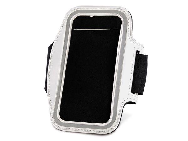 Handy-Sporthülle für SAMSUNG GALAXY S 4 HAMA ACTIVE, weiß