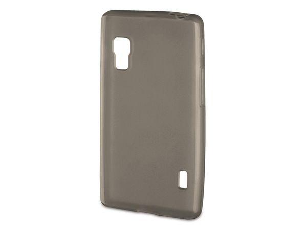 Handy-Cover für LG OPTIMUS L5 II, HAMA CRYSTAL, grau