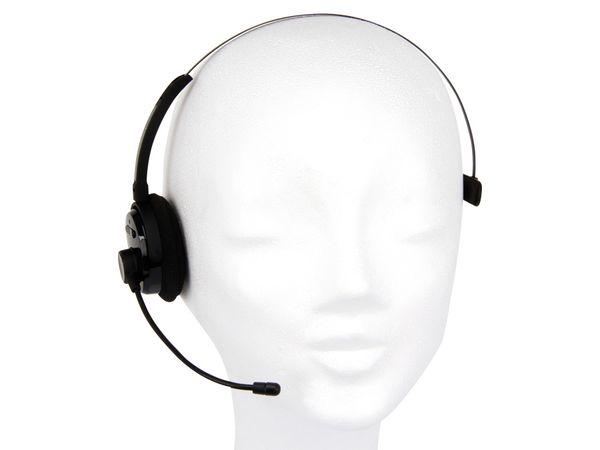 Bluetooth Headset LOGILINK BT0027, schwarz - Produktbild 2