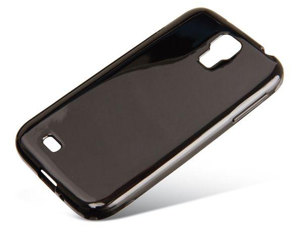 TPU Handy-Cover für SAMASUNG GALAXY S 4, schwarz - Produktbild 1