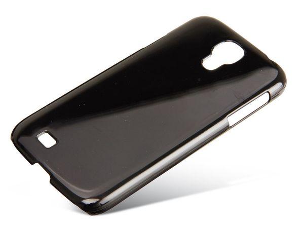 Back Cover für SAMSUNG GALAXY S4, Hartschale, schwarz - Produktbild 1