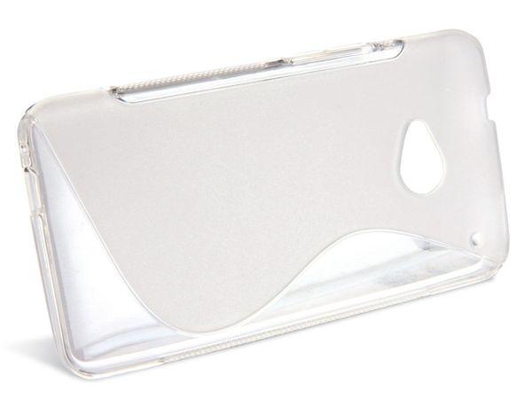 TPU Handy-Cover für HTC ONE, transparent - Produktbild 1