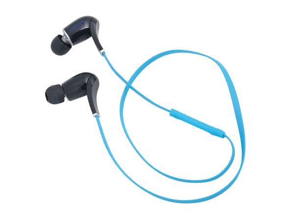 Bluetooth In-Ear Headset LOGILINK BT0026, blau - Produktbild 1