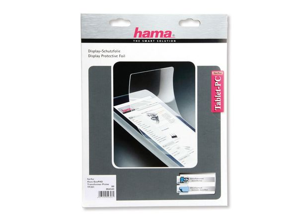 HAMA Display-Schutzfolie für ASUS EeePAD Transformer Prime TF201