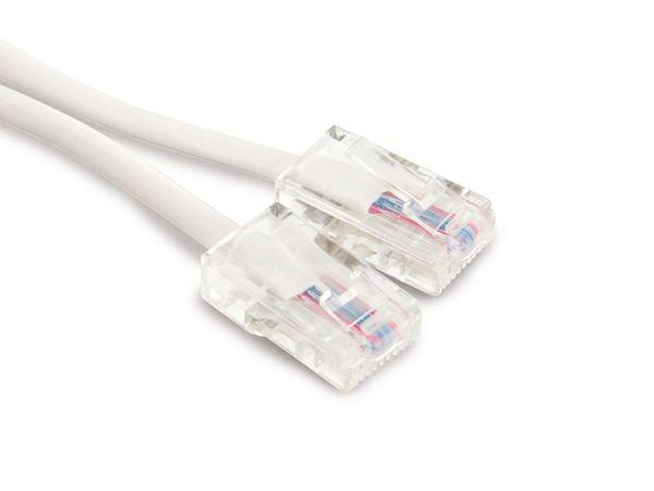 ISDN-Verbindungskabel, 10 m
