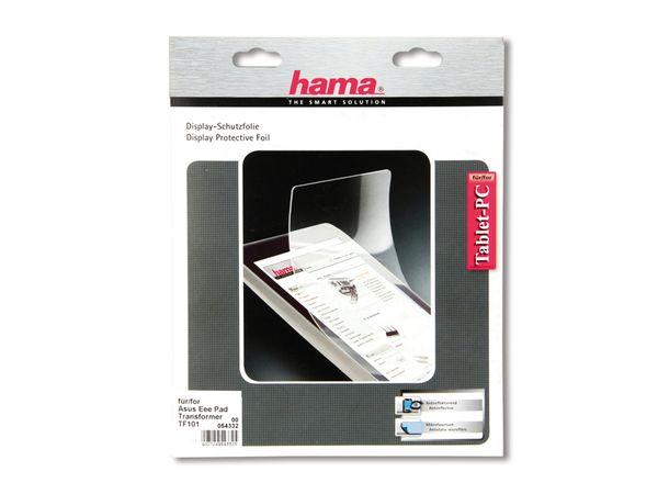 HAMA Display-Schutzfolie für ASUS EeePAD Transformer TF101