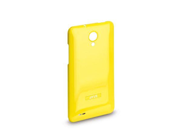 Wechsel-Cover für AVUS A24, gelb - Produktbild 1