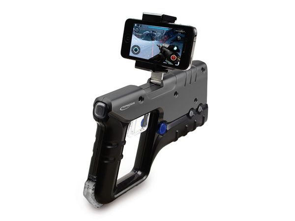 Bluetooth Gaming Gun TYPHOON ShootingStar TP001, für iPhone/iPod