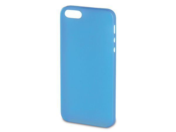 Handy-Cover für iPhone 5C HAMA ULTRA SLIM, blau