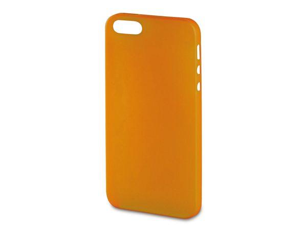 Handy-Cover für iPhone 5C HAMA ULTRA SLIM, orange