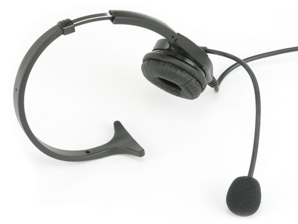 Headset NOISEBUSTER NB-EX, schwarz - Produktbild 1