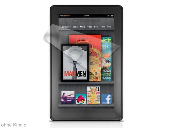 Display-Schutzfolie für Kindle Fire - Produktbild 1