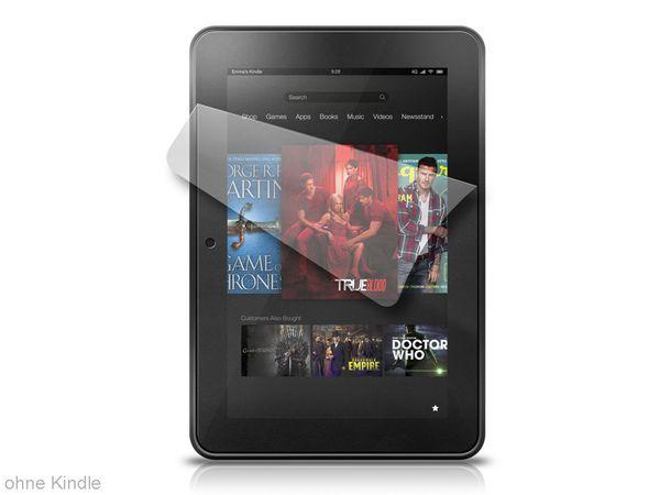 Display-Schutzfolie für Kindle Fire HD - Produktbild 1