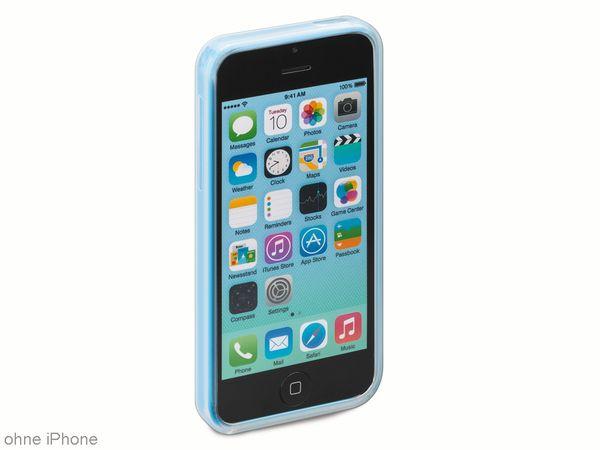Handy-Cover für iPhone 5C GOOBAY, transparent - Produktbild 1