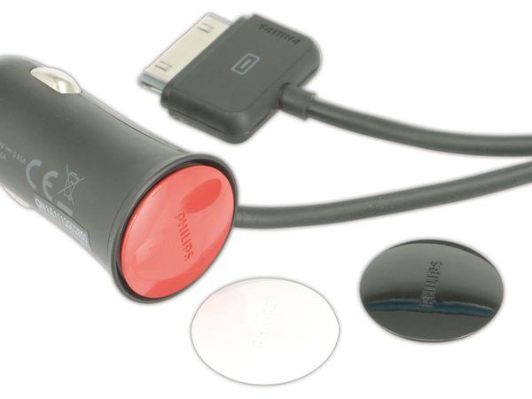 KFZ-Ladekabel für iPhone/iPod PHILIPS DLP5261/10 - Produktbild 4