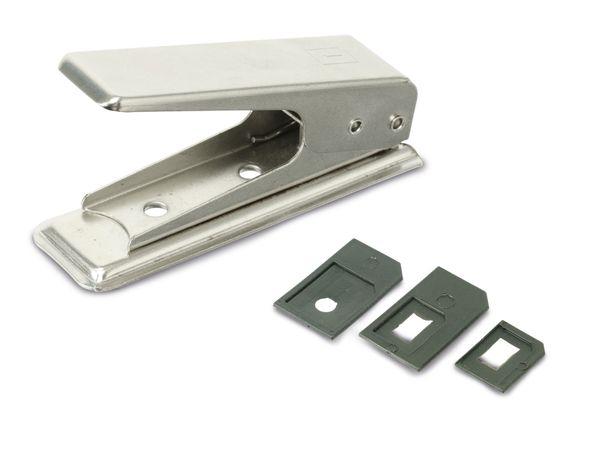 Nano-SIM Kartenstanze mit 3 Adaptern - Produktbild 1